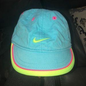 Multicolor infant Nike cap